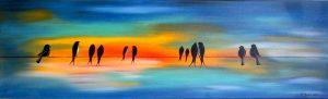"""Πίνακες ζωγραφικής - Ελαιογραφίες """"ΣΟΥΡΟΥΠΟ_Ι"""""""